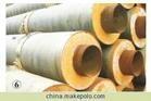 預制地埋式鋼套鋼蒸汽保溫鋼管