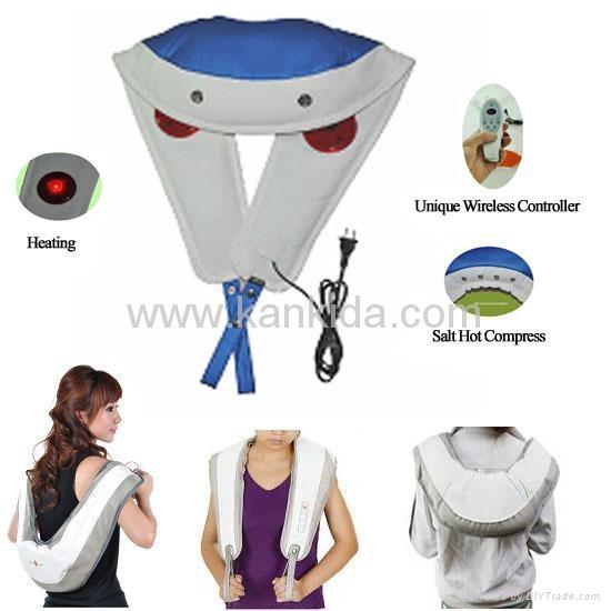 Percussing Shoulder Massager 1