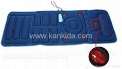Heating Vibration Massage Bed Cushion