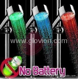 7 COLOR LED Shower(Gradual Change) 2