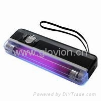 2 In 1 UV Money Detector with Torch