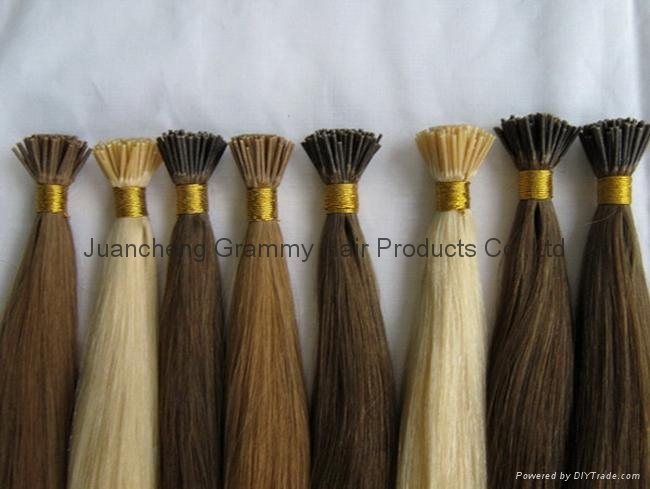 pre-bonded/keratin hair extension 2