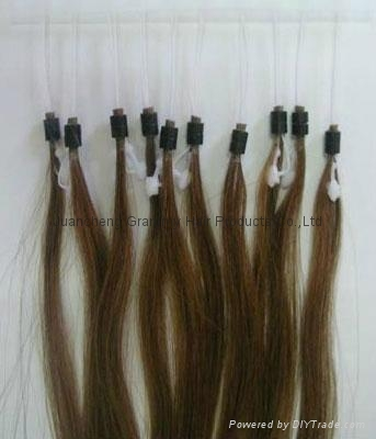 micro ring hair extension 5