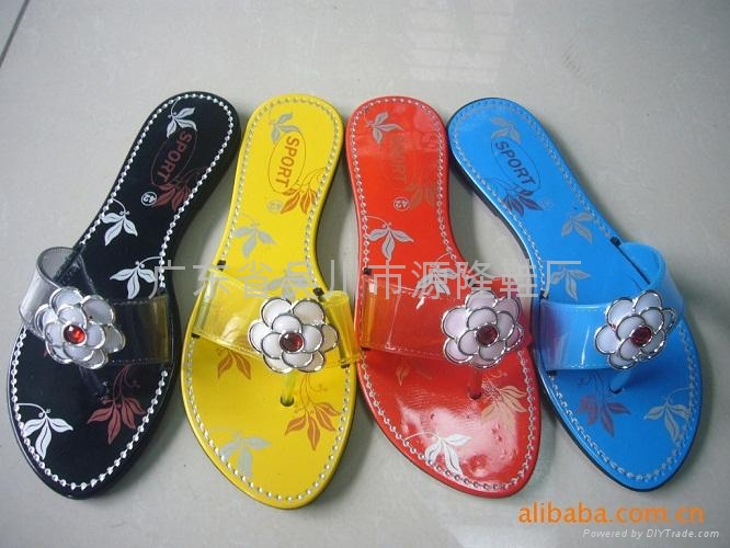 e1a517f7c NO.1028+1-D women Plastic slippers - YL (China Manufacturer ...