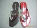 161+1 Women plastic slippers