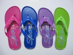 NO. 212+1 Women plastic slippers