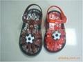 NO.831 Childrens Plastic shoes