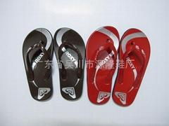 外貿非洲拖鞋黑底拖鞋童拖鞋