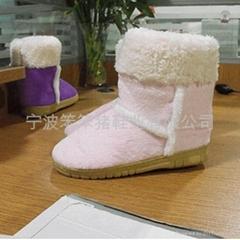 室内拖鞋、毛绒拖鞋