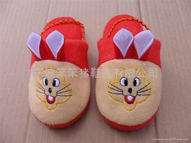 Indoor slippers, plush slippers 3