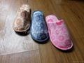 fold slippers