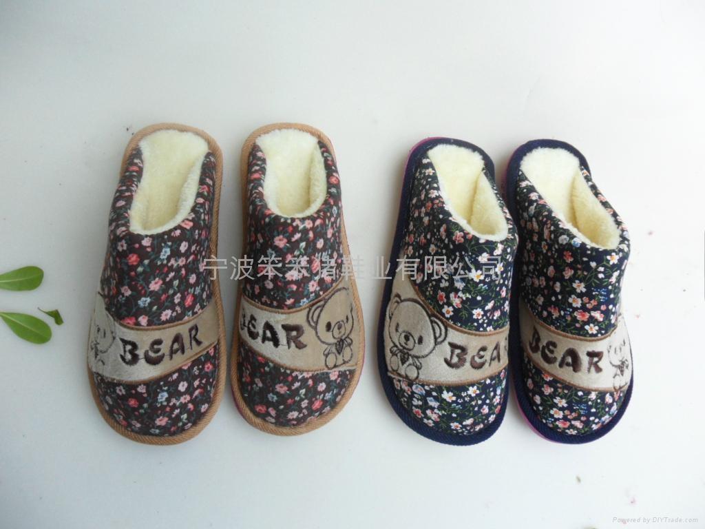 毛拖鞋外贸拖鞋 3