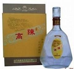 陈年金门高粱酒