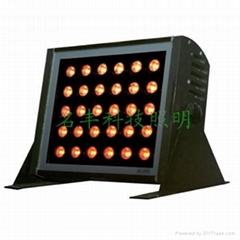 大功率七彩LED投光燈