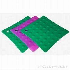 硅胶餐具垫