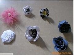 各种新款最流行的韩式布类胸花