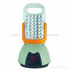 emergency led camping light