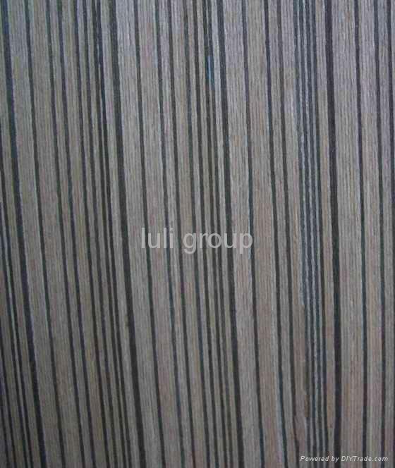 Engineering wood veneer as require golden luli china