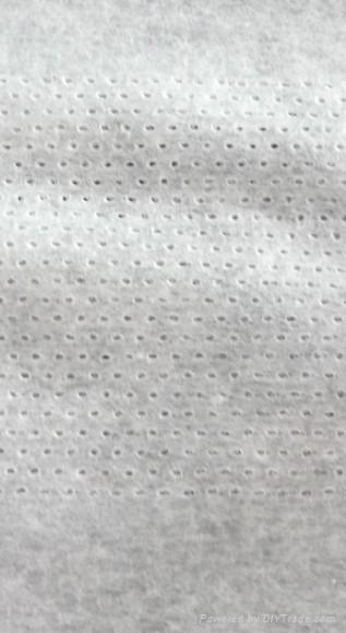 Hot-air non-woven fabric 1
