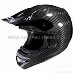Carbn Fiber Helmet