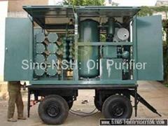 Vacuum Transformer Oil Purifier and Regeneration Machine