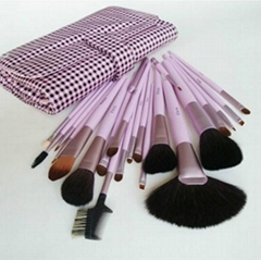 20pcs cosmetic brush set