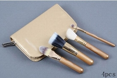 4pcs Makeup Brush Sets