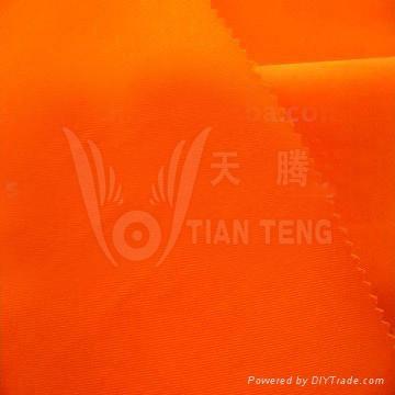 EN471熒光橙面料 1