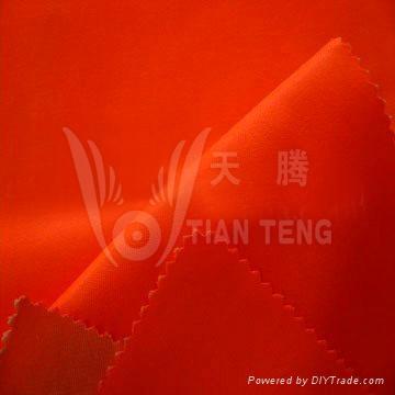 EN471熒光橙面料 5
