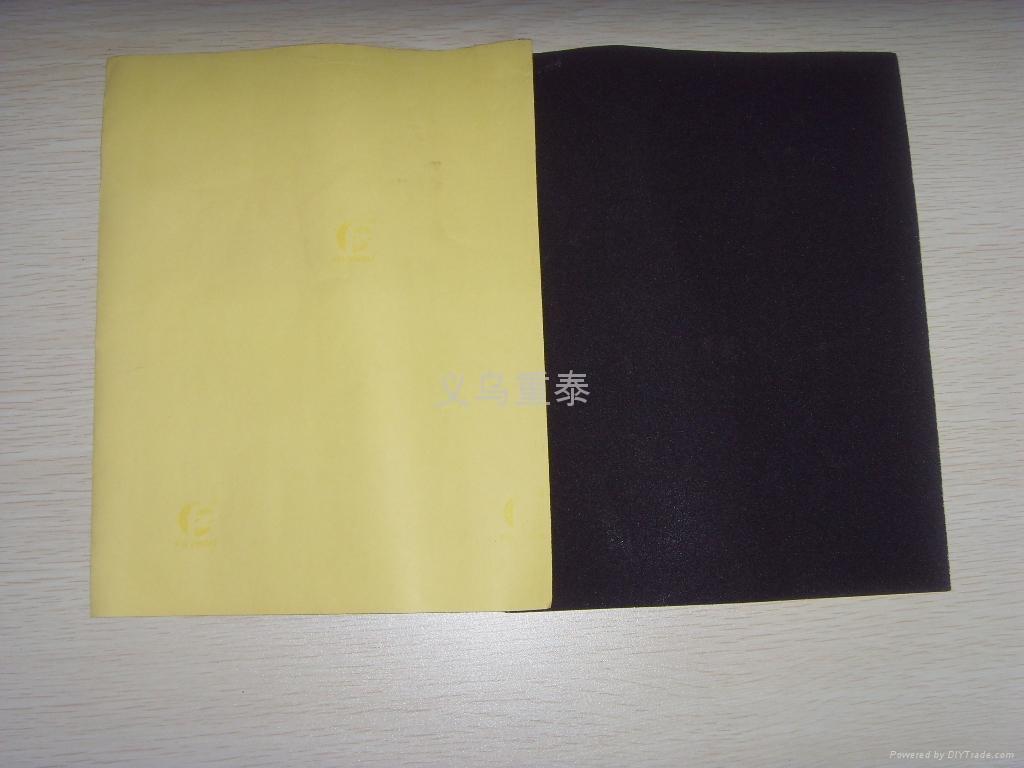 背胶砂纸 3