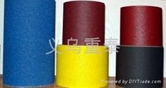 彩色砂纸卷