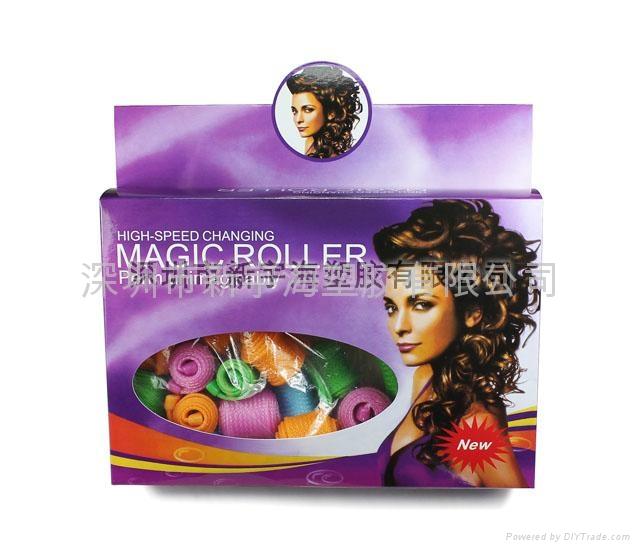 Magic leverag arriccia capelli ricci boccoli bigodini