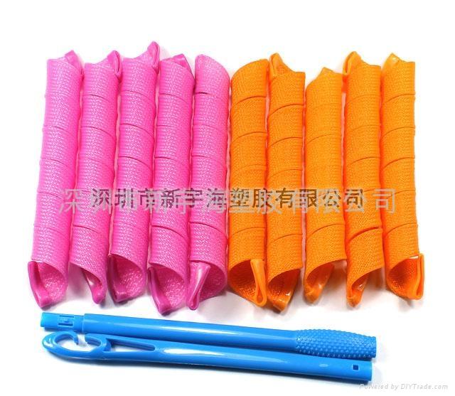 Whirlwind Hi Bar Hair Curler China Manufacturer