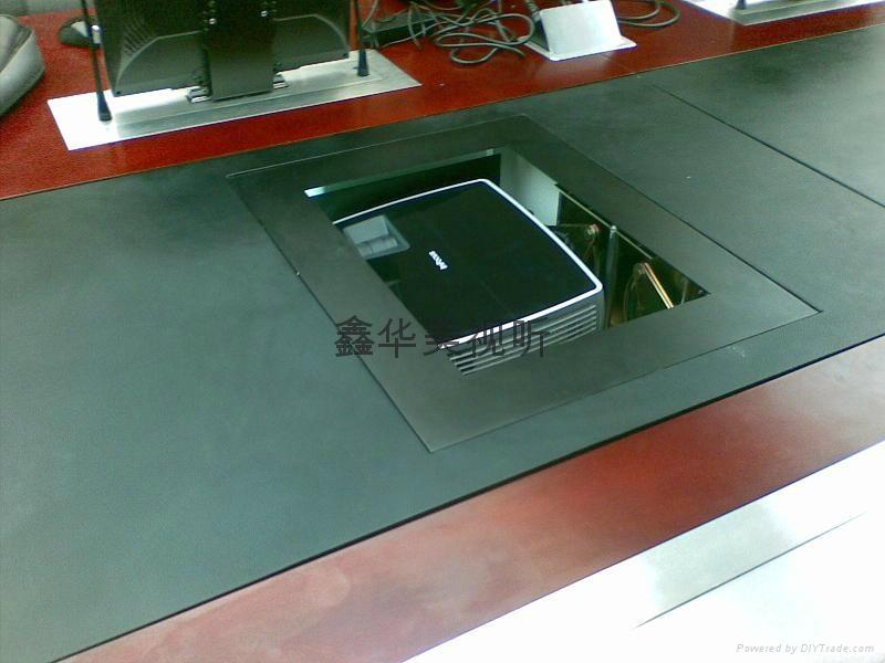 桌面投影機昇降器 1