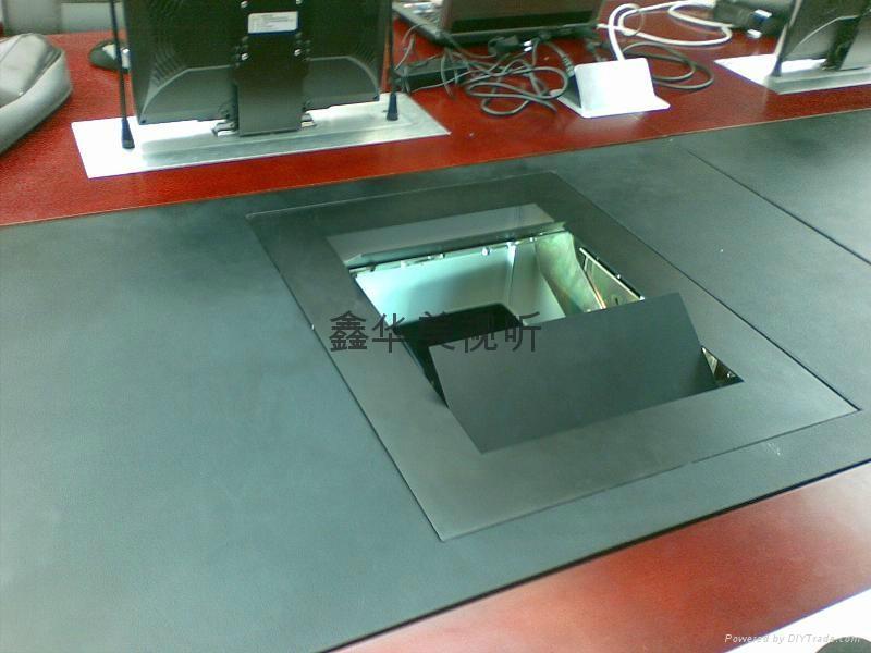 桌面投影機昇降器 2