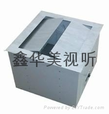 盒式投影儀昇降架