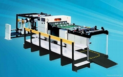 cut-size web paper and board sheeter