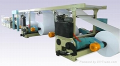 4 pocket cut-size sheeting and wrapping machine for copy paper