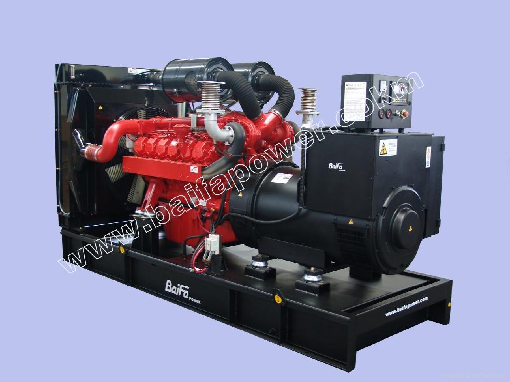 开架式发电机 1