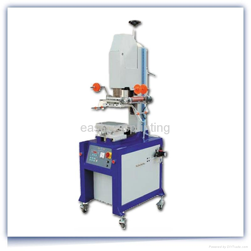 Pneumatic hot stamping machine 1