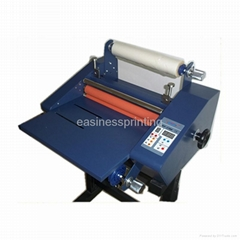 HF-J serries curl-proof hot roll laminator