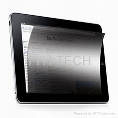 privacy screen protector for ipad