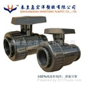 pvc single uinon ball valve