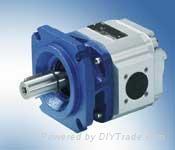 现货供应力士乐 REXROTH PGF型号内啮合齿轮泵