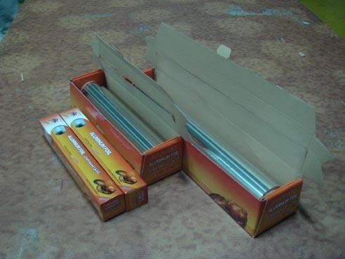 household aluminium foil 2