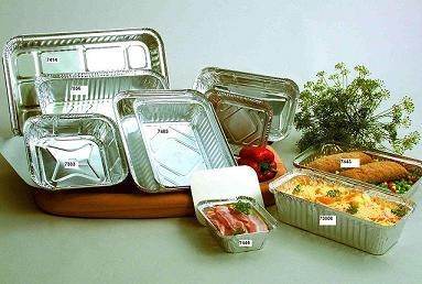 household foil container 5