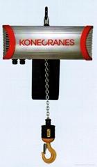 KONECRANES科尼环链电动葫芦