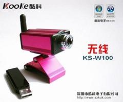 Koosee 2.4G wireless camera