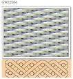 Woven mesh dryer fabric