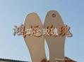 濟南玫瑰鞋墊廠供應十字繡針孔鞋墊 2